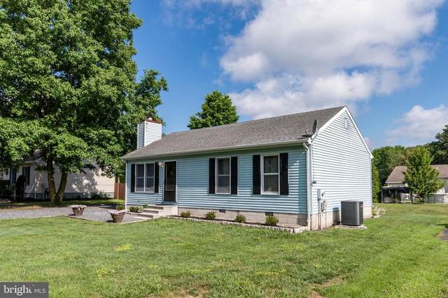 34368 Parker Place, PITTSVILLE, MD 21850 (#MDWC108830) :: Gail Nyman Group