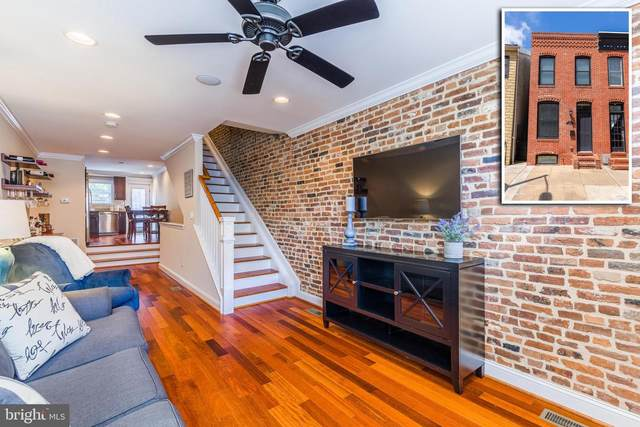 710 S Luzerne Avenue, BALTIMORE, MD 21224 (#MDBA516716) :: Shamrock Realty Group, Inc