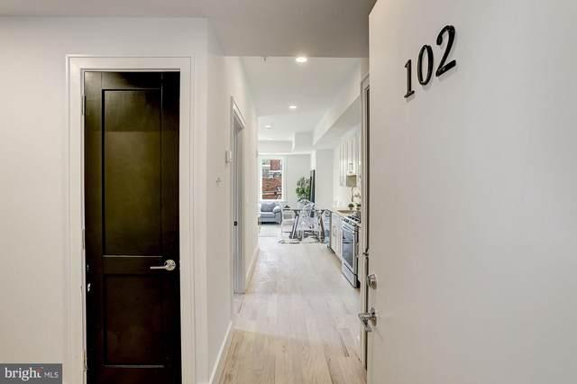836 Varnum Street NW #102, WASHINGTON, DC 20011 (#DCDC476756) :: AJ Team Realty