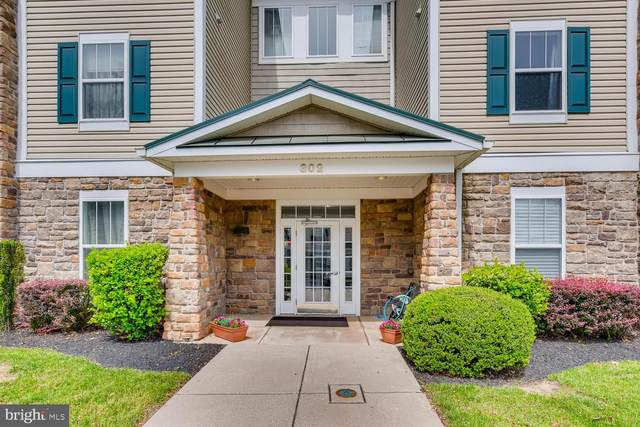 302 Wyndham Circle G, OWINGS MILLS, MD 21117 (#MDBC499558) :: The Matt Lenza Real Estate Team