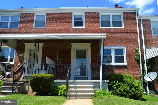 710 Eastshire Drive, BALTIMORE, MD 21228 (#MDBC499560) :: ExecuHome Realty