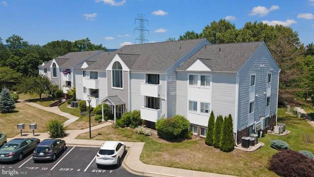 2157 Wainwright Court 1B, FREDERICK, MD 21702 (#MDFR267196) :: The Putnam Group