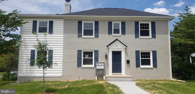 201 Magnolia Avenue, FREDERICK, MD 21701 (#MDFR267198) :: Network Realty Group