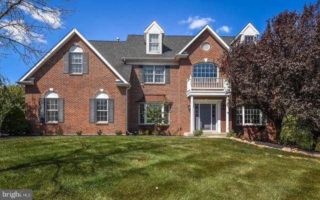 135 Steinbright Drive, COLLEGEVILLE, PA 19426 (#PAMC655860) :: Talbot Greenya Group