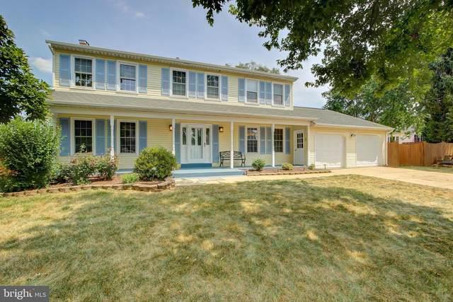 8903 Sweetbriar Street, MANASSAS, VA 20110 (#VAMN139954) :: Debbie Dogrul Associates - Long and Foster Real Estate