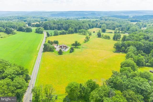 0 Sergeantsville Road, STOCKTON, NJ 08559 (#NJHT106352) :: Shamrock Realty Group, Inc
