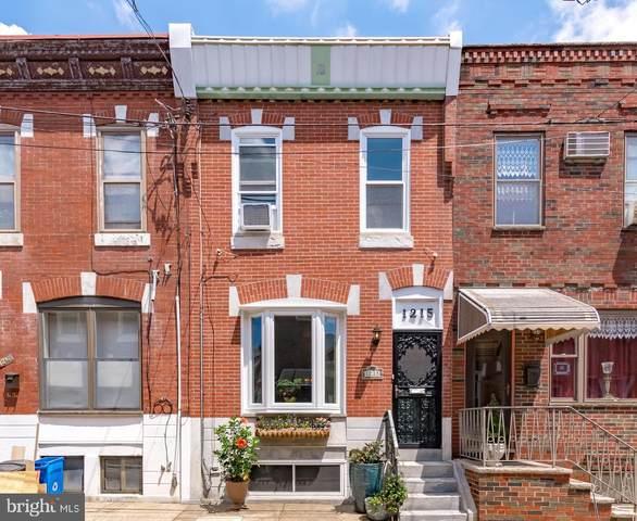 1215 Daly Street, PHILADELPHIA, PA 19148 (#PAPH913590) :: Shamrock Realty Group, Inc