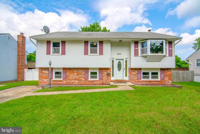 7502 Old Stage Road, GLEN BURNIE, MD 21061 (#MDAA439874) :: The Schiff Home Team