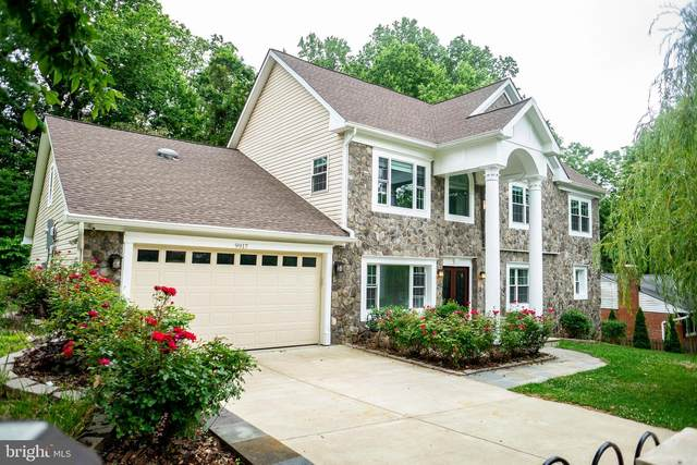 9917 Colony Road, FAIRFAX, VA 22030 (#VAFC120054) :: Cristina Dougherty & Associates