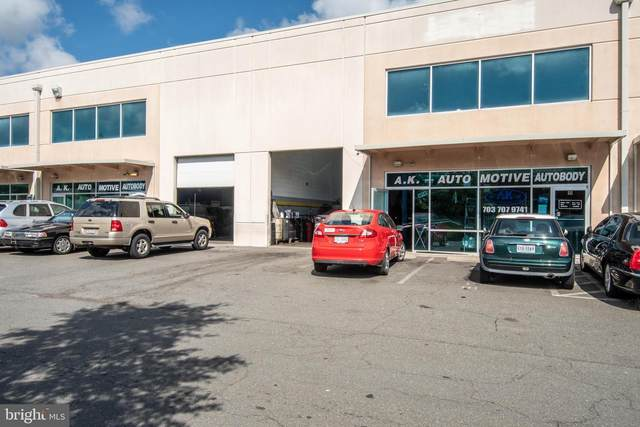 45911 Transamerica Plaza 110 & 111, STERLING, VA 20166 (#VALO415842) :: The Redux Group