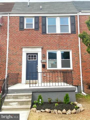 5326 Gist Avenue, BALTIMORE, MD 21215 (#MDBA516748) :: The Miller Team