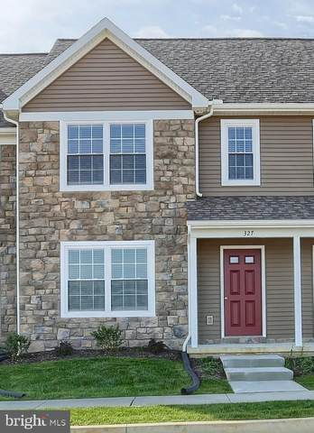 327 Springwood Drive, LEBANON, PA 17042 (#PALN114642) :: Shamrock Realty Group, Inc