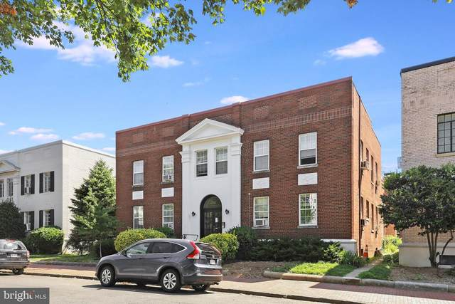 1711 35TH Street NW #24, WASHINGTON, DC 20007 (#DCDC476790) :: Hill Crest Realty