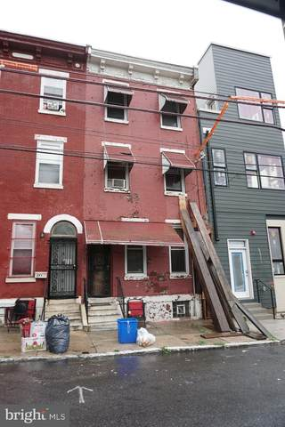 2720 W Master Street, PHILADELPHIA, PA 19121 (#PAPH913694) :: Bob Lucido Team of Keller Williams Integrity
