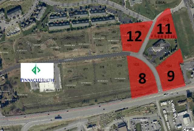 Lot 12 Legend Lane, MECHANICSBURG, PA 17050 (#PACB125568) :: The Joy Daniels Real Estate Group