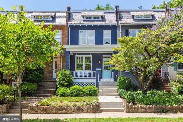 1928 37TH Street NW, WASHINGTON, DC 20007 (#DCDC476806) :: Blackwell Real Estate