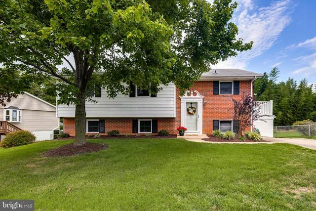 546 Lanny Court, MILLERSVILLE, MD 21108 (#MDAA439906) :: McClain-Williamson Realty, LLC.