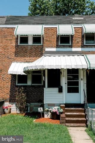 310 Old Riverside Road, BALTIMORE, MD 21225 (#MDAA439910) :: The Matt Lenza Real Estate Team