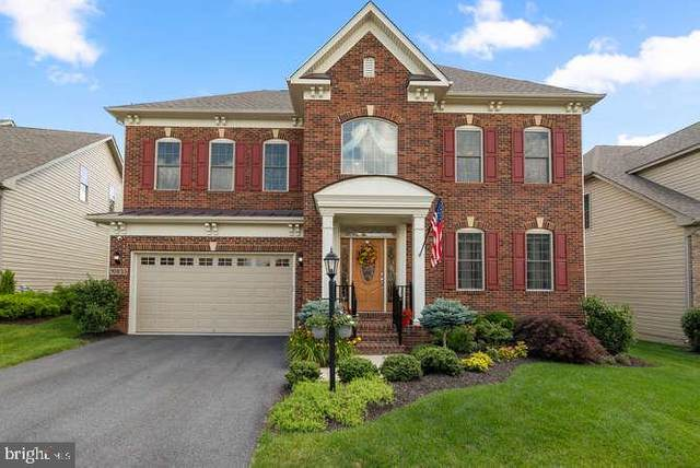 10833 Glowing Hearth Way, MONROVIA, MD 21770 (#MDFR267238) :: Advance Realty Bel Air, Inc