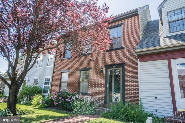 66 Carriage House Drive, WILLOW STREET, PA 17584 (#PALA166414) :: Flinchbaugh & Associates