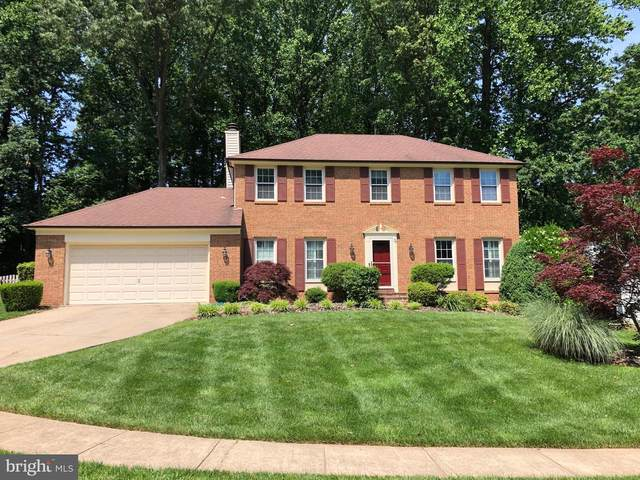6552 Gladeview Court, BURKE, VA 22015 (#VAFX1140638) :: Fairfax Realty of Tysons
