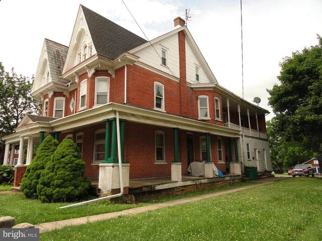 409 Main Street, RED HILL, PA 18076 (#PAMC655944) :: John Smith Real Estate Group