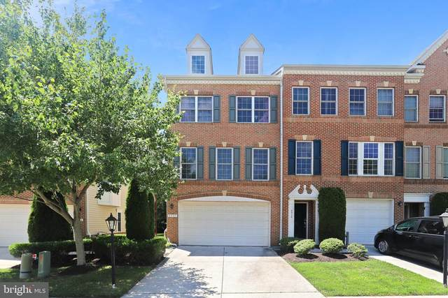 8320 Berry Place #155, LAUREL, MD 20723 (#MDHW282208) :: SP Home Team