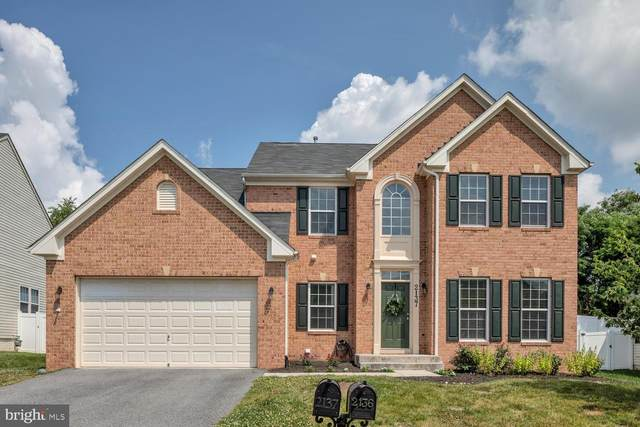 2137 Infantry Drive, FREDERICK, MD 21702 (#MDFR267252) :: Pearson Smith Realty
