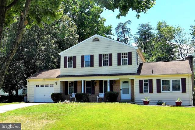 10909 Fruitwood Drive, BOWIE, MD 20720 (#MDPG574098) :: Century 21 Dale Realty Co