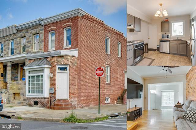 3930 Claremont Street, BALTIMORE, MD 21224 (#MDBA516788) :: Bob Lucido Team of Keller Williams Integrity