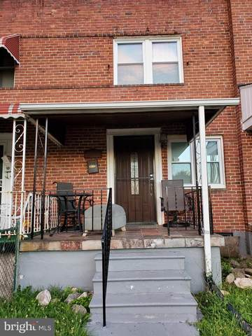 4027 Lewiston Avenue, BALTIMORE, MD 21215 (#MDBA516790) :: The Miller Team
