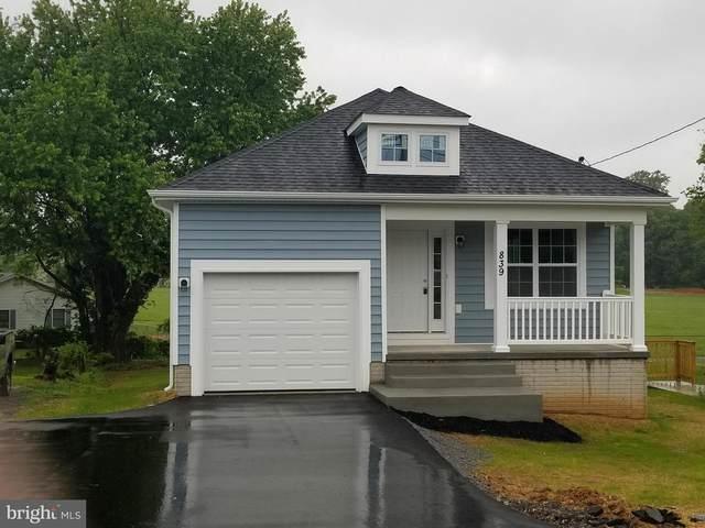 N Maple Avenue, CHARLES TOWN, WV 25414 (#WVJF139420) :: Shawn Little Team of Garceau Realty