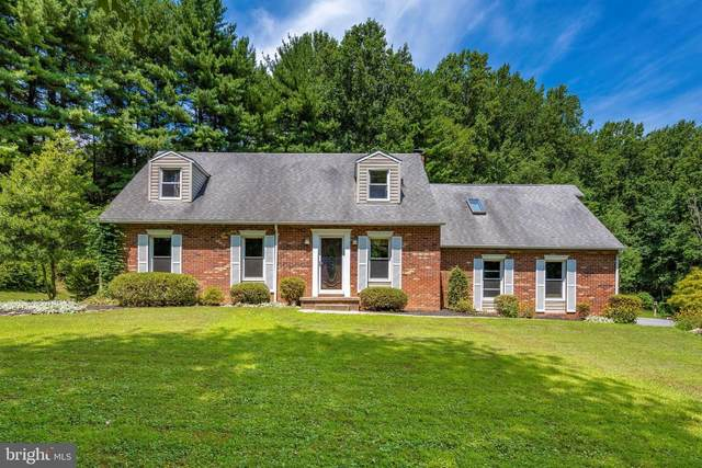 1928 Pine Knob Road, SYKESVILLE, MD 21784 (#MDCR198008) :: The Miller Team