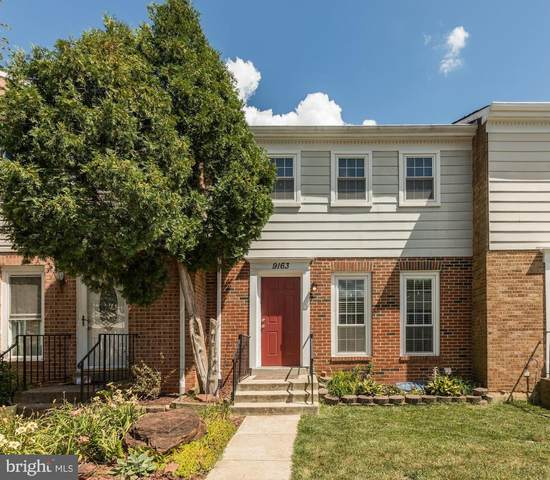 9163 Laurelwood Court, MANASSAS, VA 20110 (#VAMN139962) :: AJ Team Realty
