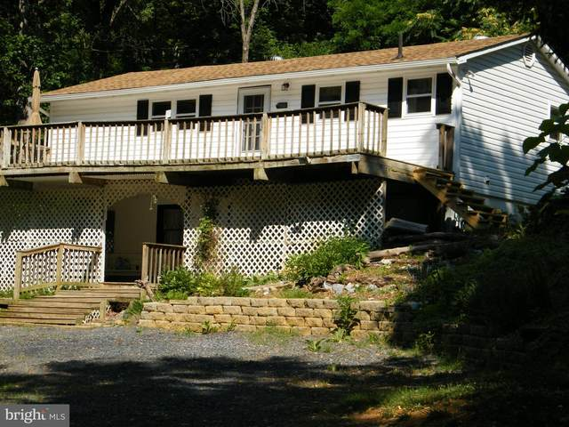 86 Easy Hollow Road, FRONT ROYAL, VA 22630 (#VAWR140796) :: Jacobs & Co. Real Estate