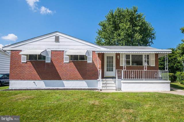 1211 Cedarcliff Drive, GLEN BURNIE, MD 21060 (#MDAA439948) :: V Sells & Associates | Keller Williams Integrity