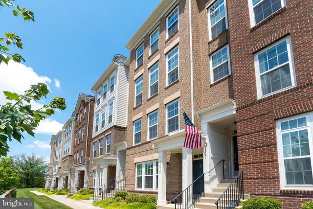 43439 Town Gate Square, CHANTILLY, VA 20152 (#VALO415940) :: The Redux Group