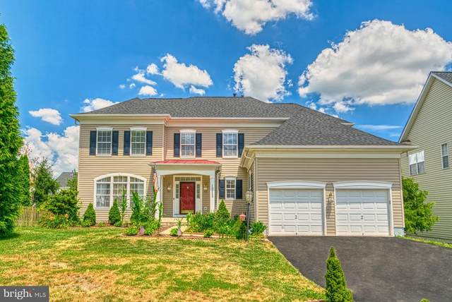10225 Broadsword Drive, BRISTOW, VA 20136 (#VAPW499498) :: Great Falls Great Homes
