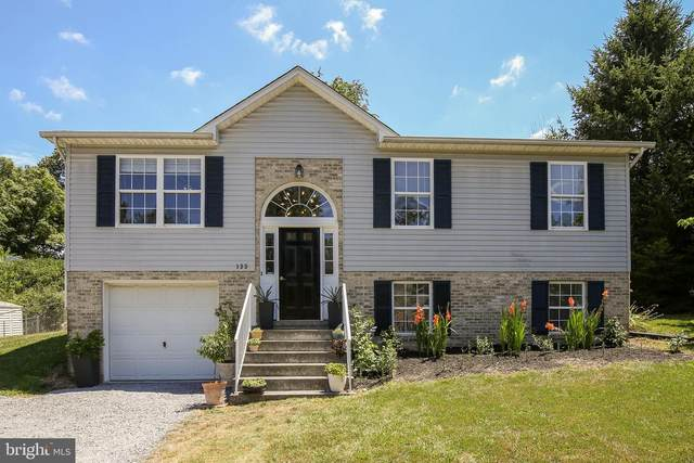 133 Woodrow Road, WINCHESTER, VA 22602 (#VAFV158568) :: The Miller Team