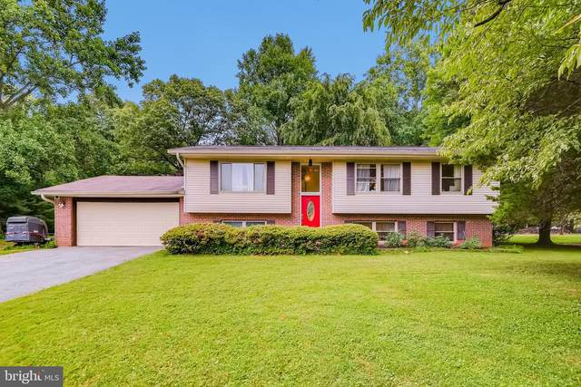 825 Sunstrand Road, REISTERSTOWN, MD 21136 (#MDBC499670) :: The Putnam Group