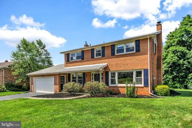 2880 Eastwood Drive, YORK, PA 17402 (#PAYK141340) :: Iron Valley Real Estate