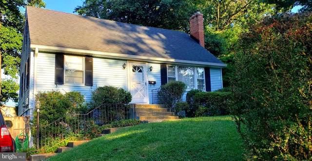 4031 Hallman Street, FAIRFAX, VA 22030 (#VAFC120066) :: Pearson Smith Realty