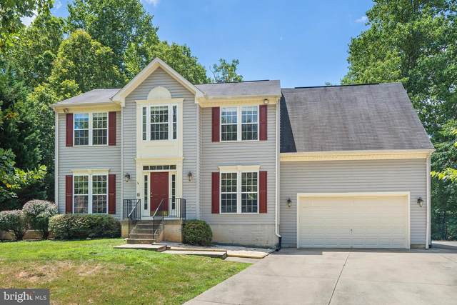 503 Monticello Circle, LOCUST GROVE, VA 22508 (#VAOR137028) :: Dart Homes