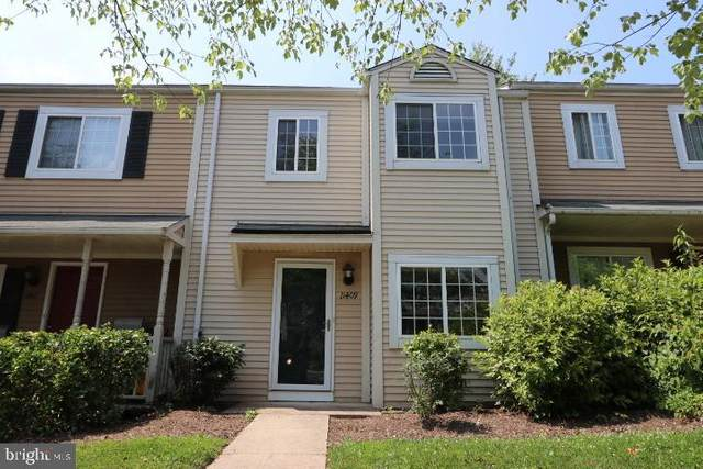 11409 Ledbury Way, GERMANTOWN, MD 20876 (#MDMC715932) :: V Sells & Associates | Keller Williams Integrity