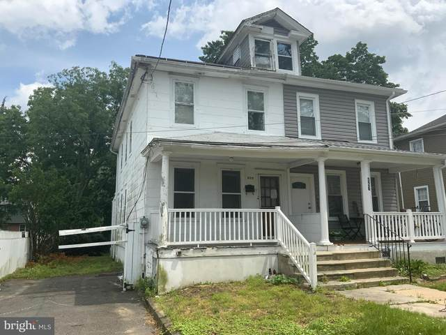 328 Harvard Avenue, COLLINGSWOOD, NJ 08108 (#NJCD397678) :: Holloway Real Estate Group