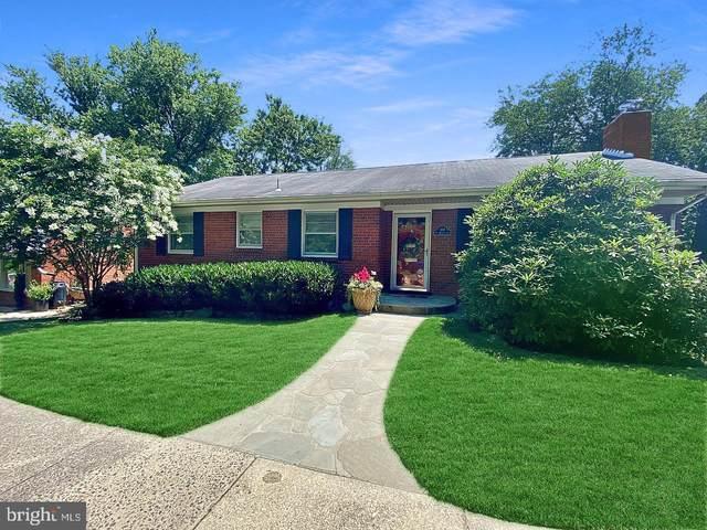 859 N Madison Street, ARLINGTON, VA 22205 (#VAAR165890) :: Certificate Homes