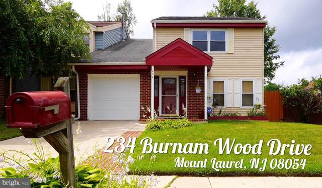234 Burnam Wood Drive, MOUNT LAUREL, NJ 08054 (#NJBL376616) :: LoCoMusings