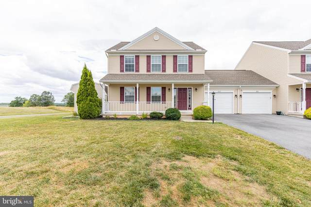 3659 Mountain Shadow Lane, FAYETTEVILLE, PA 17222 (#PAFL173852) :: The Vashist Group