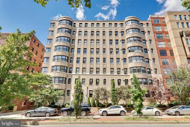2515 K Street NW #706, WASHINGTON, DC 20037 (#DCDC476904) :: Great Falls Great Homes