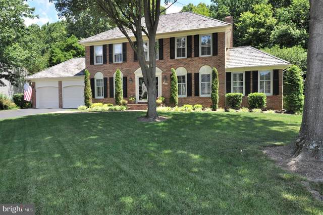 8613 Mallard View, FAIRFAX STATION, VA 22039 (#VAFX1140876) :: RE/MAX Cornerstone Realty